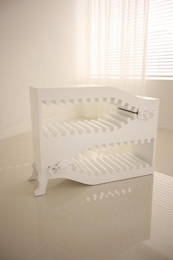 Emejing Designer Mobel Komposition Schreibtisch Stuhl Regal Images .