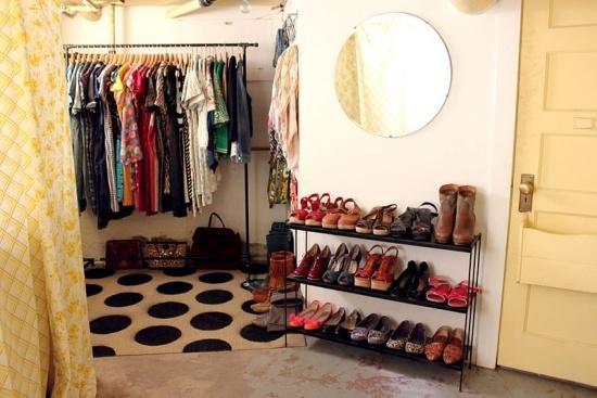 Ideen Für Kleiderständer Design   Die Kleidung Ohne Schrank   Ideen Fur  Kleiderstander