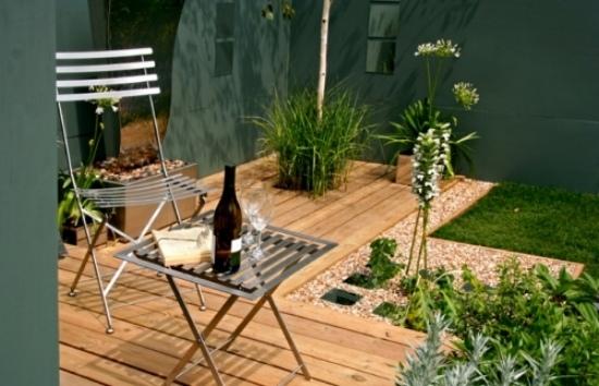 41 Ideen für kleinen Garten - Die Gestaltung bei wenig Platz - gartengestaltung kleine garten