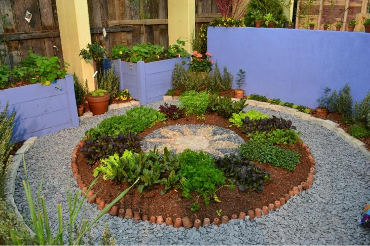 41 Ideen für kleinen Garten - Die Gestaltung bei wenig Platz - garten gestalten bilder