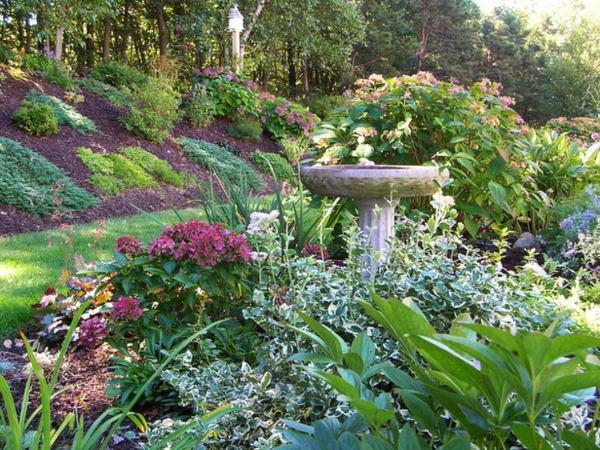 Garten Blumen Gestaltung. gallery of garten blumen pflanzen garten ...
