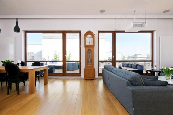 beautiful hi tech loft wohnung loft dethier architecture ideas ...