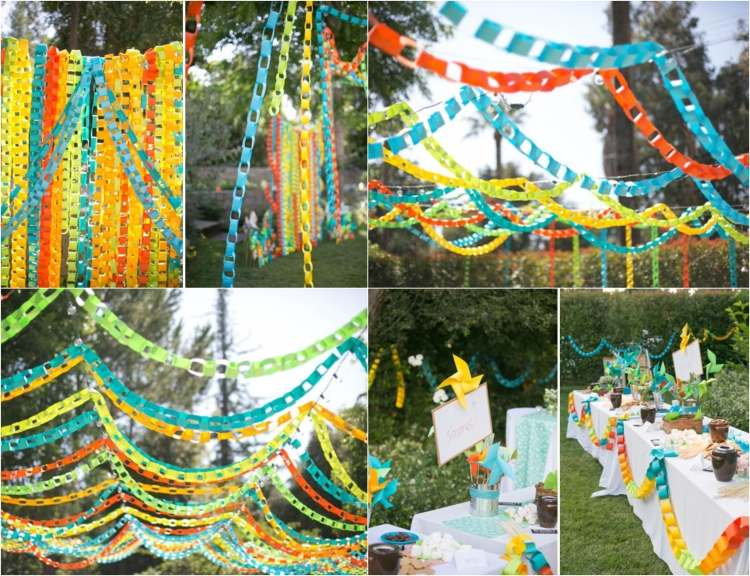 Party Deko Ideen Selber Machen Forty Summery Decoration Ideas To Make By Yourself For ...
