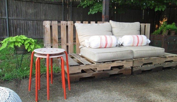 Gartenmobel Selber Bauen Und Dekorieren Ideen Fur Den