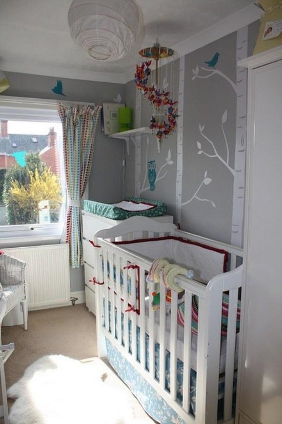 Babyzimmer einrichten - 25 kreative Ideen für kleine Räume - wie kinderzimmer einrichten