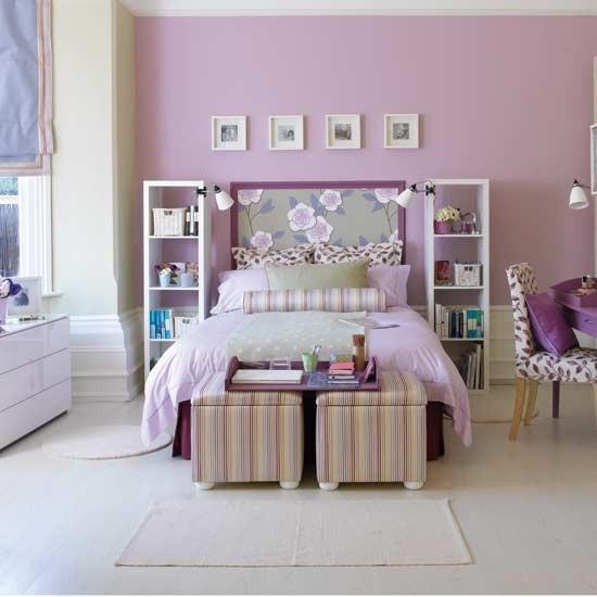 Schlafzimmer Gestalten Fliederfarbe | knutd.com