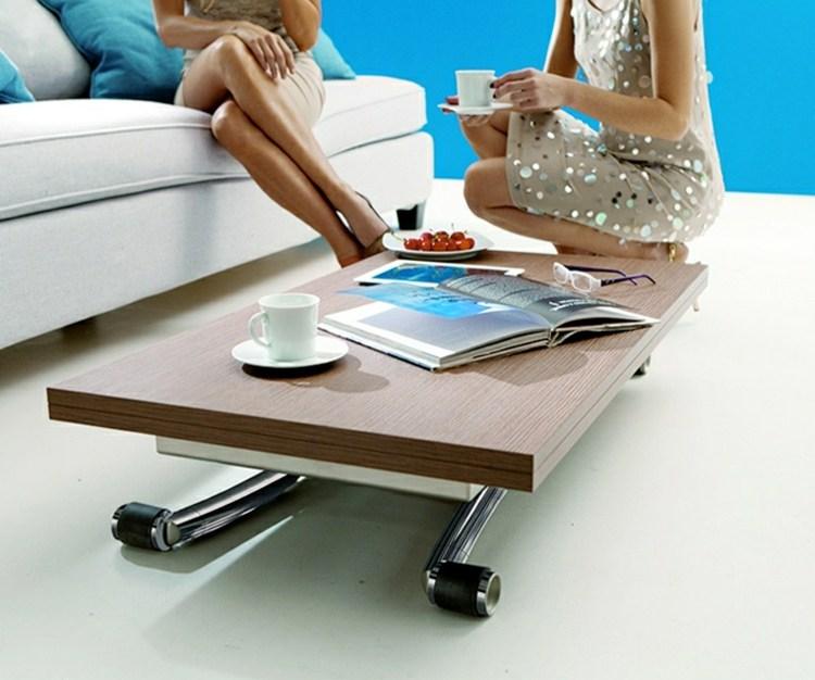 20 Ideen für innovative Esstisch Designs für das moderne Esszimmer - innovative esstisch designs moderne esszimmer