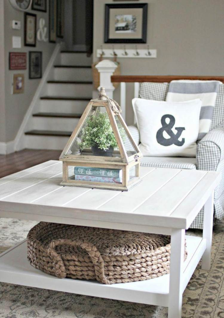 Couchtisch Beach House Eighty Summery Maritime Decoration Suggestions For Indoors And