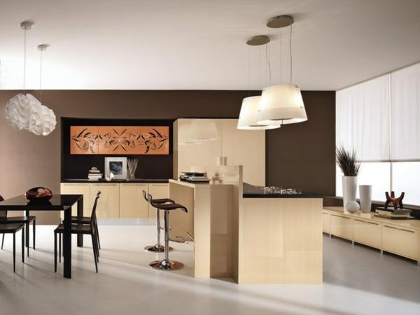 Küche Design Idee ~ Home Design Ideen - 20 ideen kuchen planung renomierten herstellern