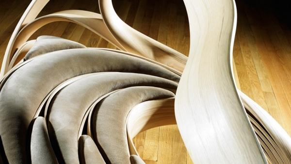 best designer holzmobel skulptur contemporary - home design ideas ...
