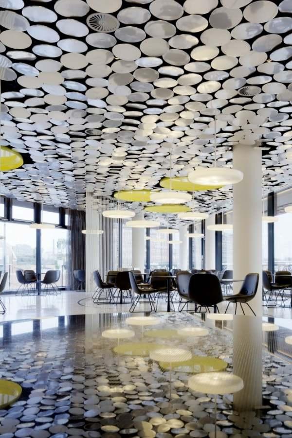 The new designers canteen from Mirror magazine in Hamburgu0027s - designer kantine spiegel magazin