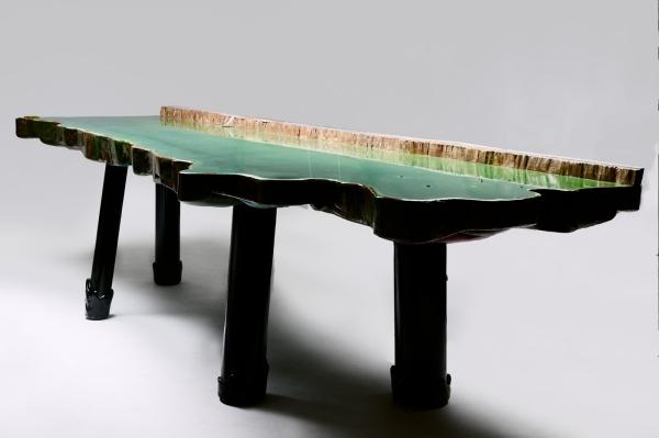 Gaetano Pesce Tisch Kollektion futuristische mobel kollektion von - gaetano pesce tisch kollektion