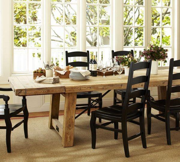 10 Umweltfreundliche Produkte Und Möbel Für Ihr Zuhause   Esszimmer Altholz
