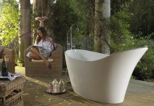moderne badewannen wohlfuhlerlebnis schön moderne badewannen ... - Moderne Badewannen Wohlfuhlerlebnis