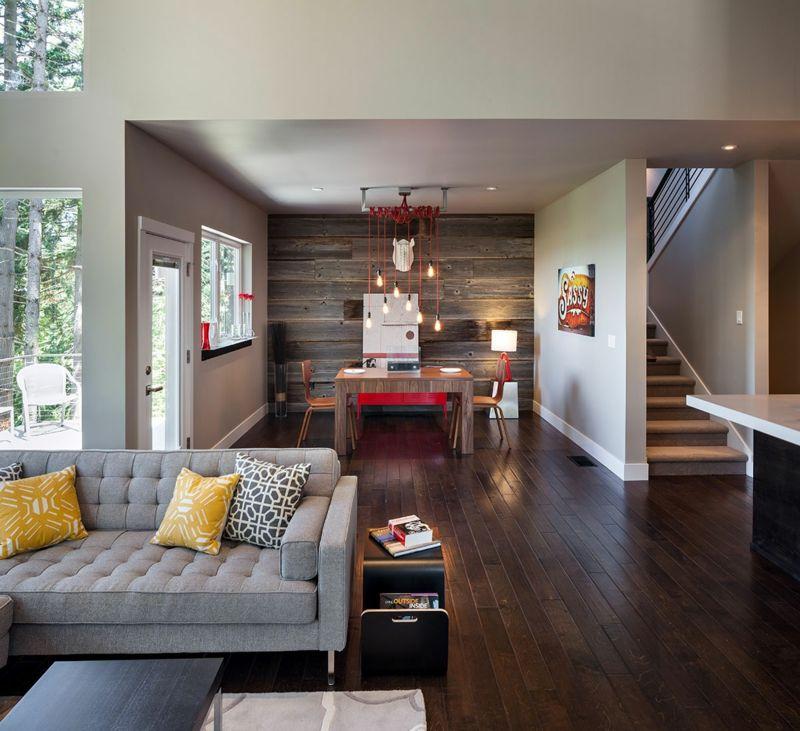 Wohnzimmer im Landhausstil - Rustikale Einrichtung Ideen - landhausstil rustikal wohnzimmer
