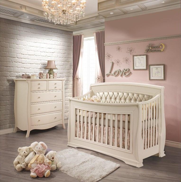 Baby Kinderzimmer gestalten-Möbel für Mädchen und Jungen - kinderzimmer gestalten madchen