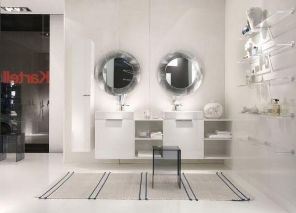 dramatisches weises interieur design beeinflusst escher | hwsc.us ...