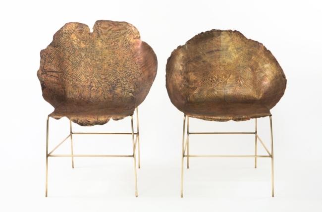 Designer Stuehle Metall Baumstamm u2013 edgetagsinfo - designer stuehle metall baumstamm
