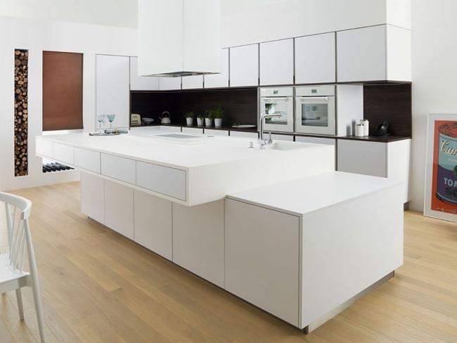 ... Moderne Kuchenmobel Piqudoca Puristische Asthetik Eleganz   Moderne  Kuchenmobel Gamadeco ...
