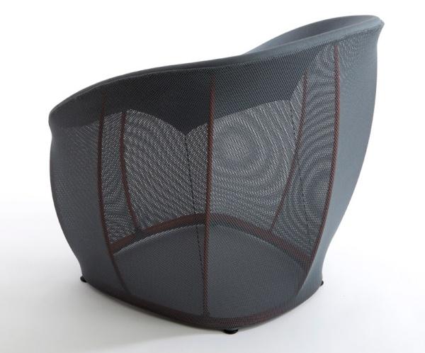 ... Lounge Chair   Lounge Sessel Membrane Benjamin Hubert 176 Best  Contemporary Design ...