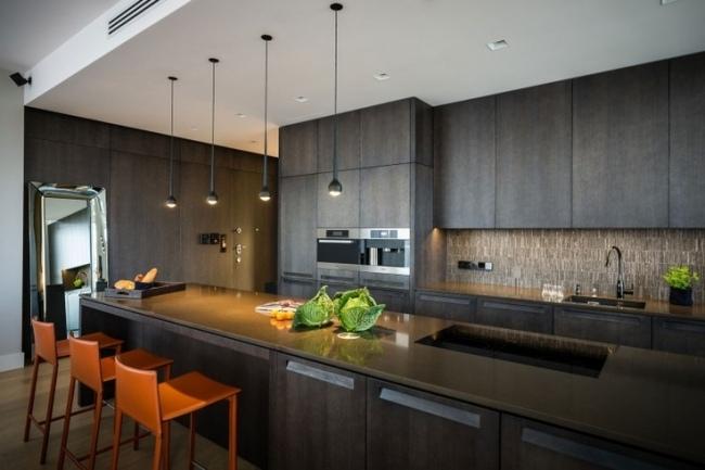 105 Wohnideen Für Die Küche Und Die Verschiedenen Küchenstile Moderne  Kuchenmobel Gamadeco