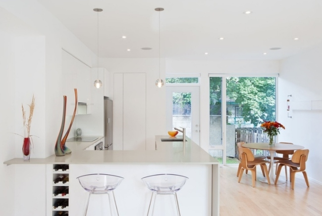 ... 105 Wohnideen Für Die Küche Und Die Verschiedenen Küchenstile   Moderne  Kuchenmobel Gamadeco ...