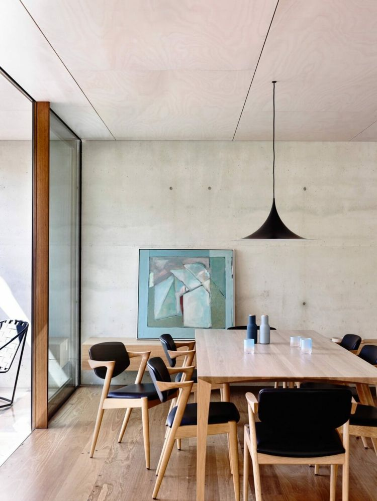 Schön Esszimmer Stühle Für Perfektes Ambiente \\u2013 Welche Farbe Ist Richtig ?  #75