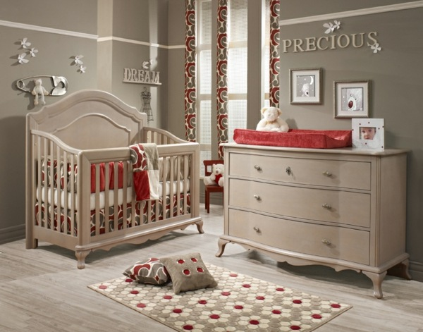 beautiful babyzimmer kinderzimmer koniglichen stil einrichten ... - Babyzimmer Kinderzimmer Koniglichen Stil Einrichten