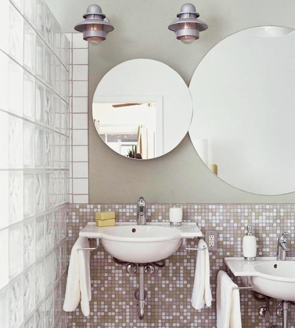 Lampe im Badezimmer u2013 Feuchtigkeitsschutz, Montage und Materialauswahl - badezimmer lampe