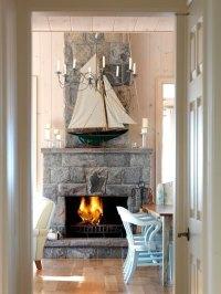 Maritimes Wohnzimmer einrichten - 20 Design Ideen und ...