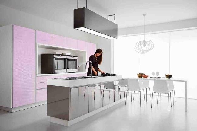 Schön Minimalismus In Der Küche  Elegante Linien Und Hochwertige Materialien   Minimalistische  Weise Kuche 20 Designs