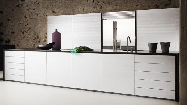 Moderne Küchen Designs Von Eggersmann Im Minimalistischen Stil Moderne Kuche  Minimalistisch Design .