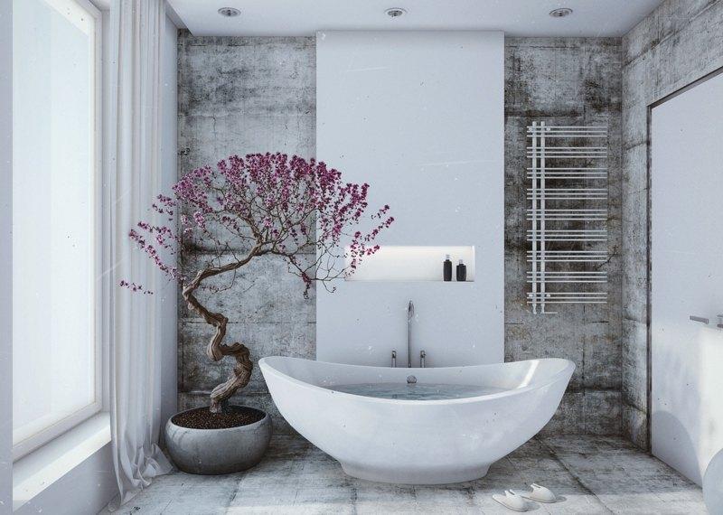 105 Wohnideen für Badezimmer - Einrichtung Stile, Farben \ Deko - badezimmereinrichtung