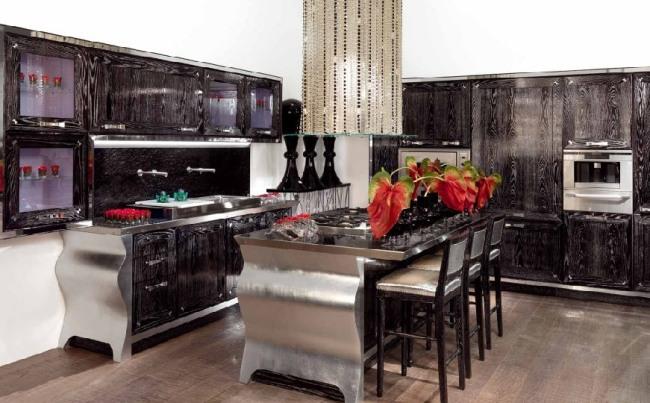 Designer Küche Aus Laminat Von Brummel Bringt Luxus In Ihr Interieur    Designer Kuche Aus Laminat
