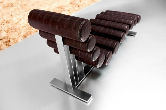 ... Lounge Sessel U201cNomiu201daus Leder Wird Alle Trendsetter Begeistern    Lounge Sessel Nomi ...