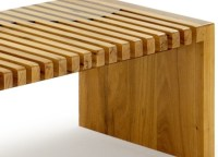 Sound wooden home furniture complete the minimalist inside ...