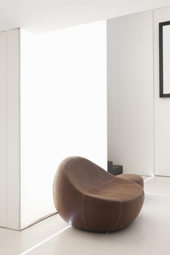 Awesome Amalia Lounge Sessel Ergonomische Form Attraktiv Design
