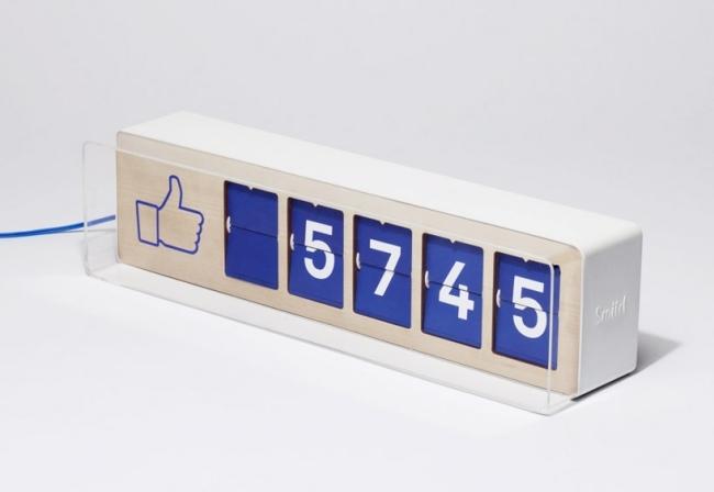 designer gerat smiirl facebook fans - design - Designer Gerat Smiirl Facebook Fans