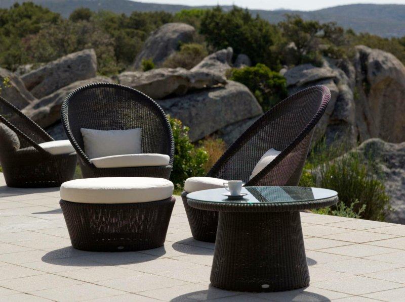 ... Gartenmöbel Aus Polyrattan U2013 Unendliche Gestaltungsmöglichkeiten    Gartenmobel Aus Polyrattan ...