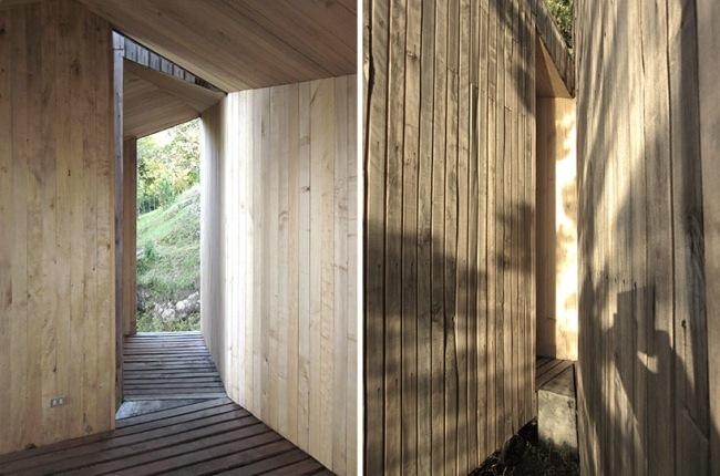 Best Schlichtes Sauna Design Holz Seeblick Images - Amazing Home ...