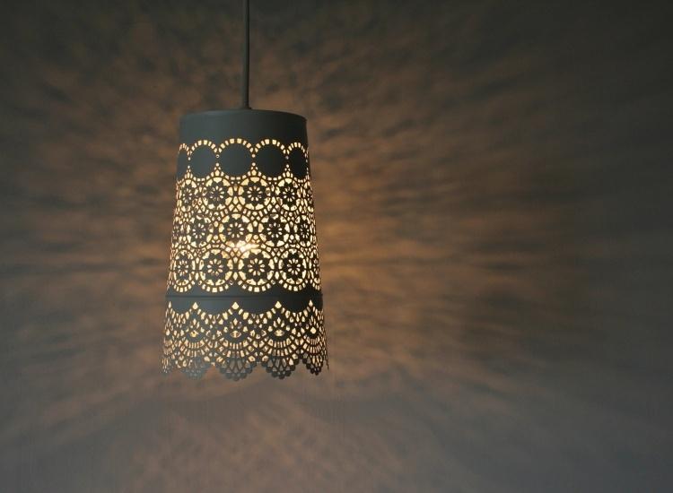 Alte Schlafzimmer Lampen  Leuchten Zum Selbermachen 20 Upcycling Ideen
