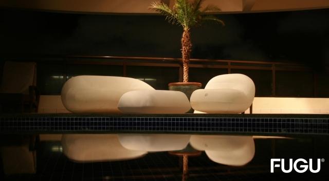 Aufblasbare Mobel Led Beleuchtung Fugu | Knutd.Com