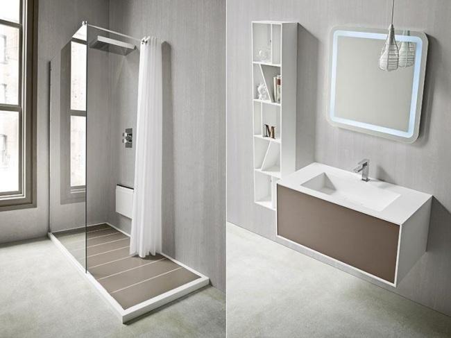 ... Bad Design Von Geometrischer Ästhetik   Giano Serie Von Rexa Design   Bad  Design Geometrische Asthetik ...