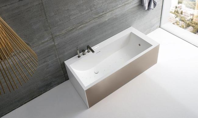 Schön ... Bad Design Von Geometrischer Ästhetik   Giano Serie Von Rexa Design   Bad  Design Geometrische Asthetik ...