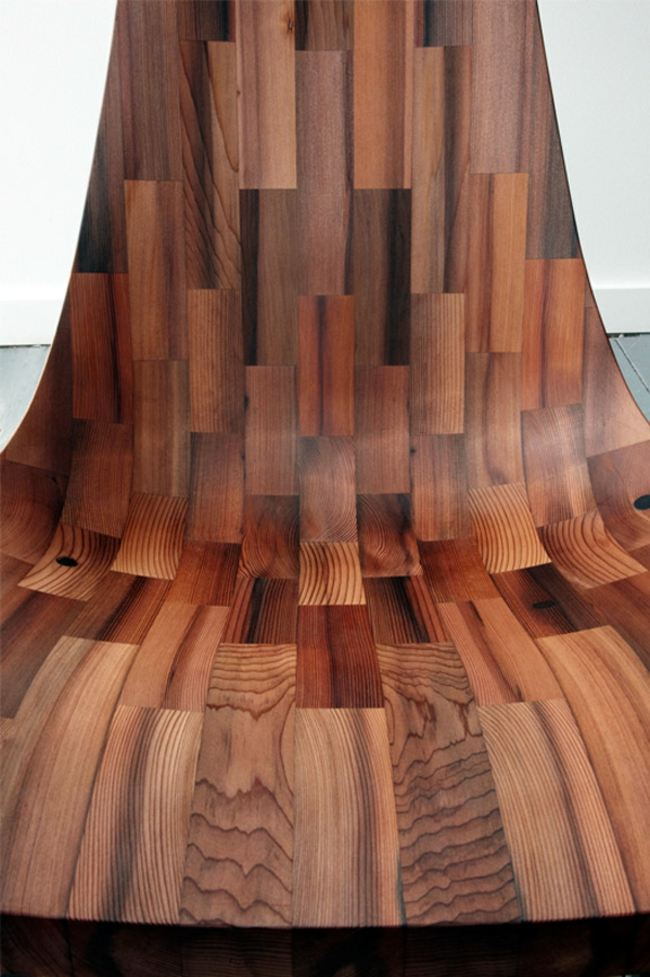 designermöbel | wohndesign | made in design. schlafzimmer sessel ... - Asymmetrischer Stuhl Casamania