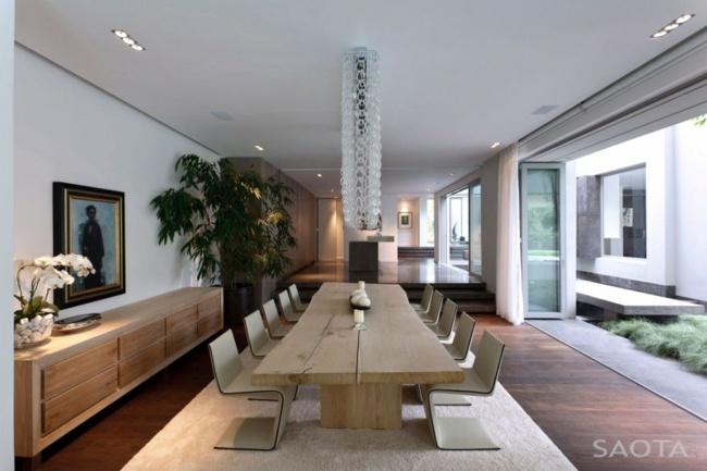 Moderne luxus esszimmer  Esszimmer Luxus [Haus.billybullock.us ]