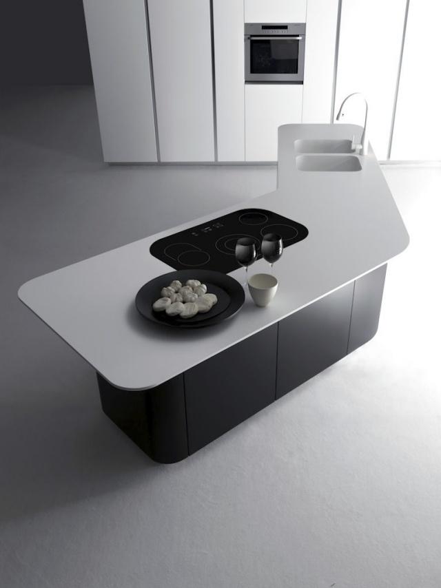 Moderne Kuche Minimalistisch Design Villawebinfo   Moderne Kucheninsel Herz  Jeder Kuche