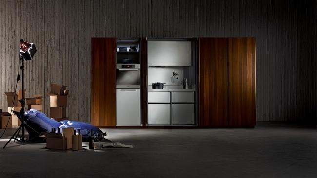 12 Kompakte Küchen Designs Kombinieren Funktionalität Mit Komfort   Moderne  Kochinsel Kombiniert Funktionalitat Und Design Einem
