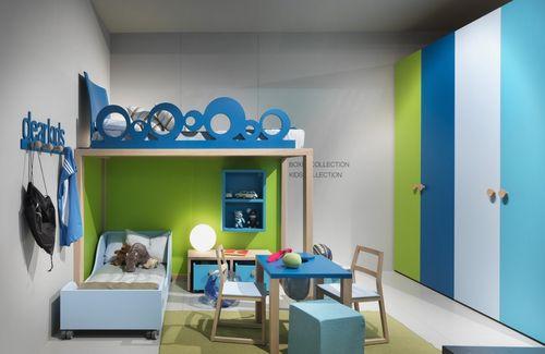 38 Ideen für Kinderzimmer Designs passend für Mädchen und Jungs - kinderzimmer blau mdchen