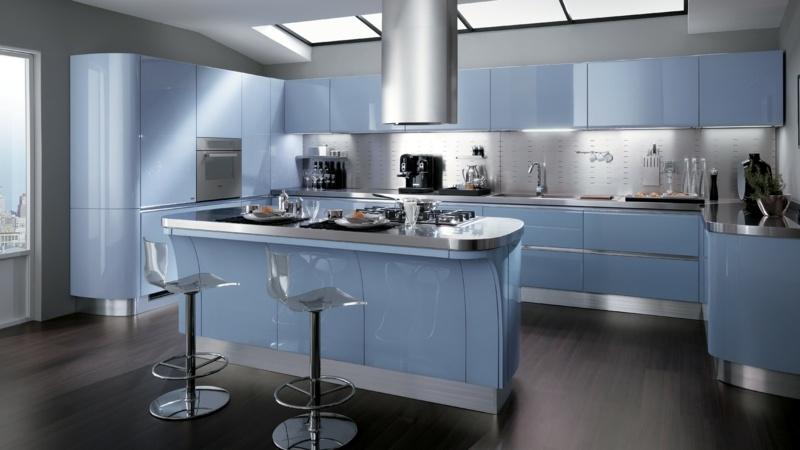 Elegant Moderne Kochinsel In Der Küche   71 Perfekte Design Ideen   Moderne  Kuchendesign Idee Steininger